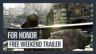 Видео к игре For Honor из публикации: В For Honor скоро стартует бесплатный уик-энд
