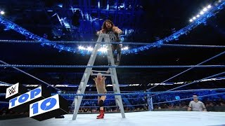 Nonton Top 10 Smackdown Live Moments  Wwe Top 10  Nov  22  2016 Film Subtitle Indonesia Streaming Movie Download