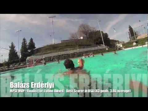 Pacific Men's Water Polo - GoPro Hero3