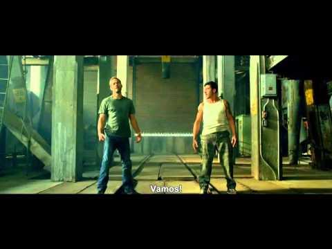 13º DISTRITO (Brick Mansions) - Trailer HD legendado [Paul Walker]
