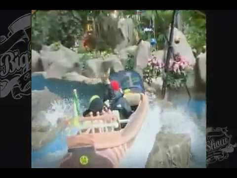 [Eng Subs] Big Bang Playing At Lotte World/Amusement Park