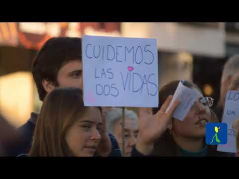 """MARCHA POR LA VIDA EN LA CUMBRE: """"CUIDEMOS LAS DOS VIDAS"""""""