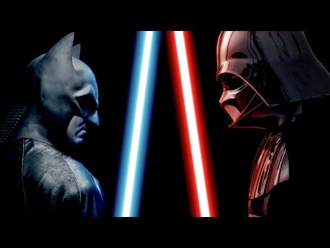 Preview Trailer Batman & Superman vs Darth Fener