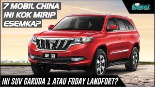 Download Video 7 Mobil China Berlogo ESEMKA?! - LUGNEWS | LUGNUTZ Indonesia MP3 3GP MP4