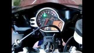 1. Honda CBR 1000 RR Fireblade HRC Edition 2011 - Euro Spec