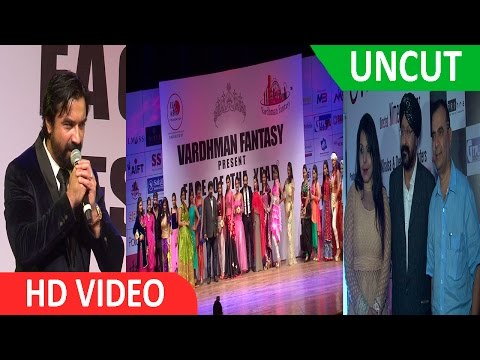 UNCUT:Actor Ajaz Khan Is To Judge Zen Asia Foundation Fashion Show And Promote Film Love Day