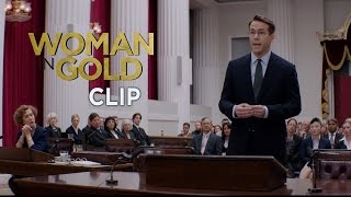 "Woman in Gold (Helen Mirren, Ryan Reynolds) - Scena in italiano ""Corte suprema"""