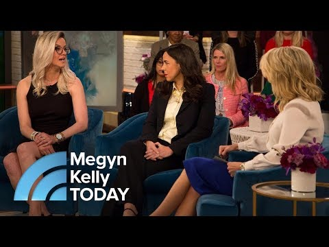 Women Talk About Sexual Harassment On Capitol Hill: 'I Felt Like A Prostitute' | Megyn Kelly TODAY
