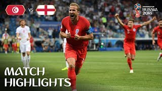Video Tunisia v England - 2018 FIFA World Cup Russia™ - Match 14 MP3, 3GP, MP4, WEBM, AVI, FLV Agustus 2018