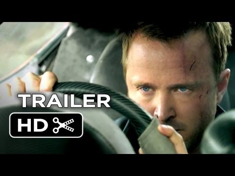 Need For Speed Official Trailer #1 (2014) - Aaron Paul Movie HD