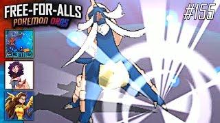 Pokémon Omega Ruby & Alpha Sapphire FFAs #155 Feat. VegasJamie, NickieFlare + DiamondButters by King Nappy