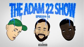 The Adam22 Show #4: Talking Kanye and J Cole