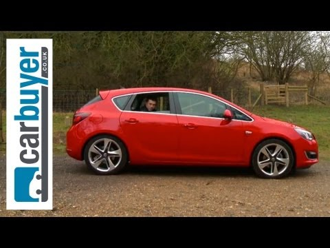Opel / Vauxhall Astra hatchback 2013 review – CarBuyer
