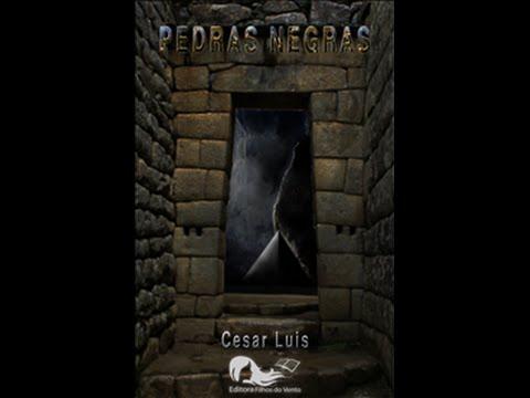 Sinopse do Livro Pedras Negras, de Cesar Luis