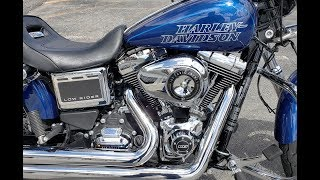 1. 2014 Dyna Low Rider FXDL test ride