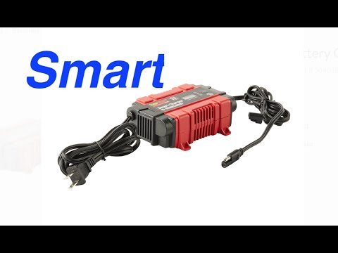 Everstart Plus Battery Charger and Maintainer.