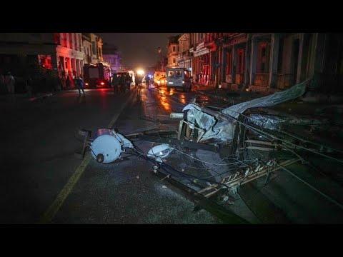 Kuba: Seltener Tornado kostet in Havanna drei Mensche ...