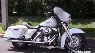 10. Used 2008 Harley Davidson Street Glide Motorcycles for sale in Inverness FL