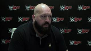 Big Show wants to chokeslam Shaq through table when they face off
