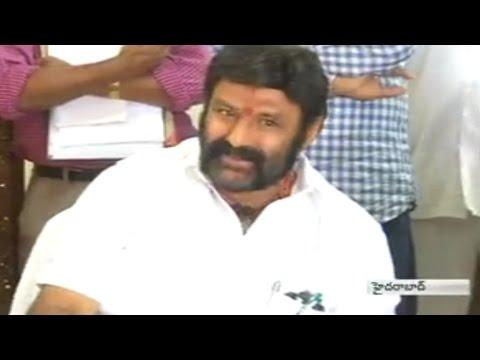 Balakrishna Sensational Comments on AP Special Status - Watch Exclusive