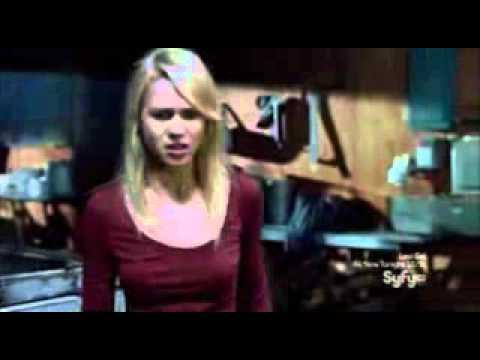 Being Human Male & Female Werewolf Transformation (видео)