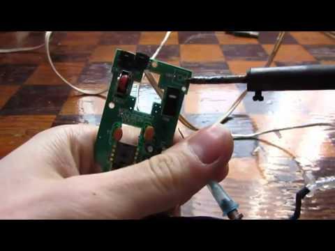 Ремонт компьютерной мыши видео