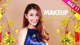 MAZ 11 | Makeup Đón Xuân | Ngọc Thảo, phở đặc biệt, yeah1 tv, pho dac biet yeah1