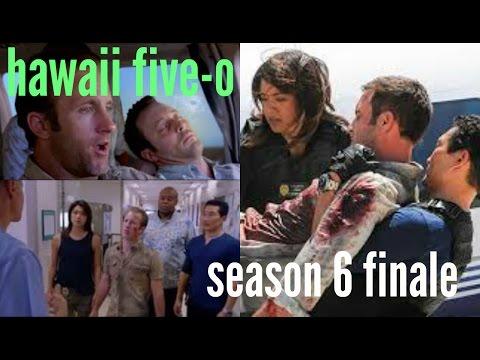 Hawaii five-o season 6 finale