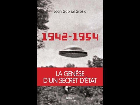 """Interview Jean Gabriel Greslé """"1942-1954 la genèse d'un secret d'Etat"""" (2013)"""