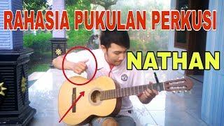 Cara Belajar Gitar Seperti Nathan Fingerstyle (Belajar gitar perkusi)