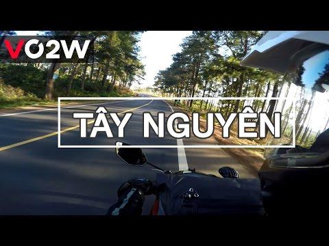 Cung đường đẹp xuyên Tây Nguyên | Đi Cùng VO2W | Khám Phá Việt Nam