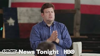 What Happens When 16 Beto O'Rourke And Ted Cruz Supporters Debate In One Room (HBO)