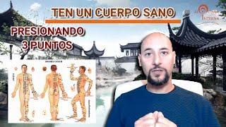 Video Un Cuerpo Sano Presionando Estos 3 Puntos MP3, 3GP, MP4, WEBM, AVI, FLV Juli 2019