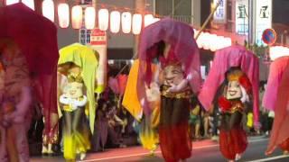 北海道観光映像(北海へそ祭り《富良野市》)