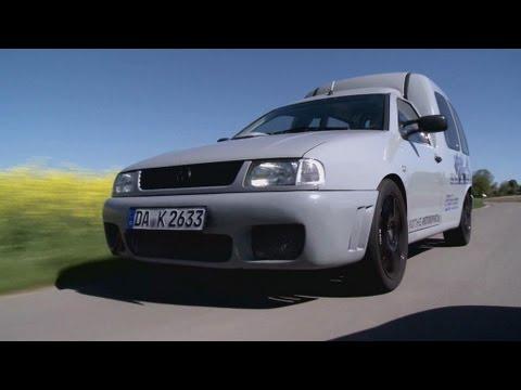 VW Caddy von Rothe Motorsport