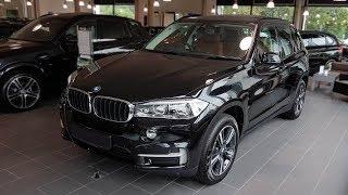 """Hello and welcome to BMW.view. In this video we review the interior and exterior of the 2017 BMW X5 xDrive30d (F15). Produced in 4K. Facebook: https://www.facebook.com/pages/BMWview/860051290681663?ref=hlsubscribe -[BMW.view]- here: https://www.youtube.com/channel/UCuZoR8ZNgfPKBaPMPryyD1gMotor/engine: 190 KW/2993 ccmLackierung: Saphirschwarz metallicPolster: BMW individual erweiterte Lederausstattung Merino Amarobraun/SchwarzFelgen: 19"""" LMR W-Speiche 447Licht: Adaptiver LED-ScheinwerferGrundpreis:  EURPakete:  EURSonderausstattung:  EURÜberführungskosten:  EURZulassung inkl. Wunschkennzeichen:  EURGesamtpreis =  EURPakete: Innovationspaket, Adaptives Fahrwerkpaket Professional, Navigationspaket ConnectedDrive, Sonderausstattung"""