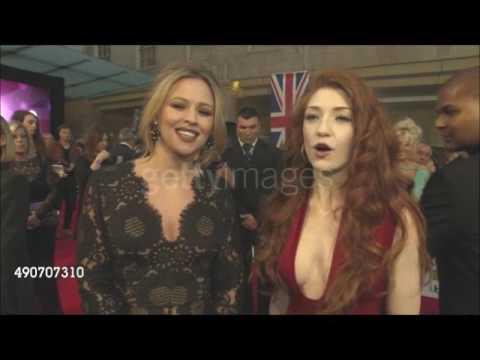 Bikini-Clad Nicola Roberts Relaxes Poolside Ahead of Tamara Ecclestone's Wedding - Splash News