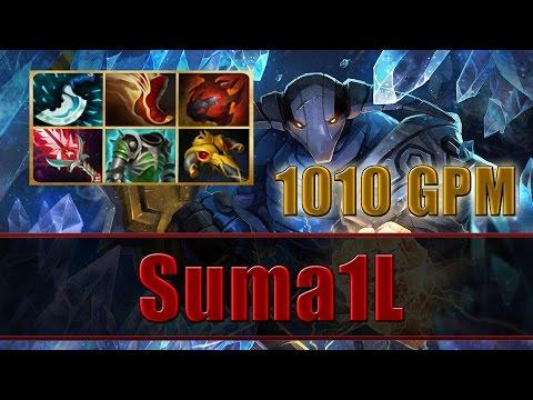 Suma1L plays Sven 1010 GPM - Dota 2
