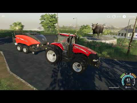 Case IH Baler Pack v1.0.0.0