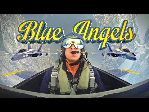 BLUE ANGELS - EXTREME THRILLRIDE - OUTSTANDING SIR!
