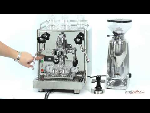 Profitec 700 Dual Boiler Espresso Machine Preview