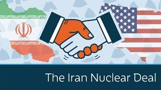 Is the nuclear agreement between the United States and Iran a good or bad deal? Would it be harder or easier for Iran to develop ...