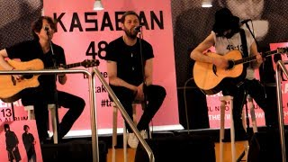 Video Kasabian - Acoustic session (full set) @ La Feltrinelli, Milan 10/06/2014 MP3, 3GP, MP4, WEBM, AVI, FLV Agustus 2018