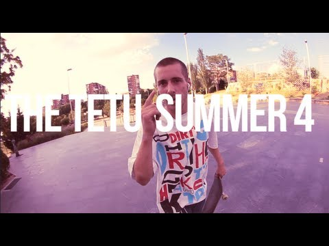 beatorsk8ter - The TETU SUMMER clip 4. Shot and edited by: Sergio Beator Song: Grove st.party by Waka Floka Fame.
