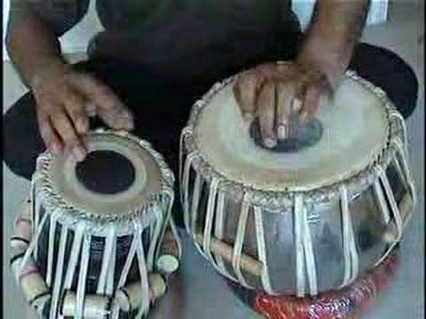 Tabla Lesson 2 by Venkat