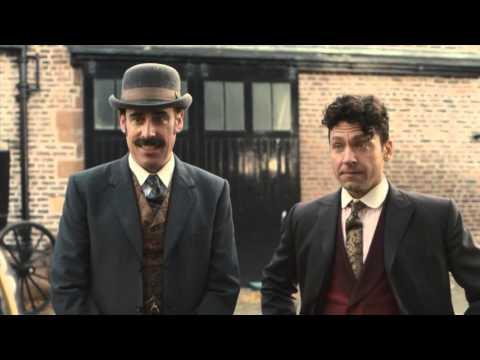 Houdini & Doyle   Exclusive   Encore   ITV