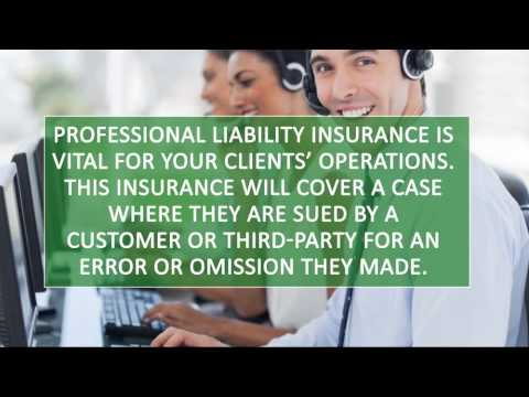 Professional Liability Insurance for Call Centers