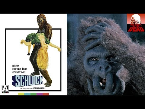 Schlock - Review/Unboxing - (Arrow Video USA)