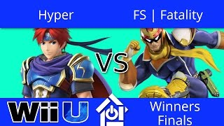 Ledge Gardens – Voyage – KP | Hyper (Roy) vs FS | Fatality (Captain Falcon) – Smash 4 Winners Finals