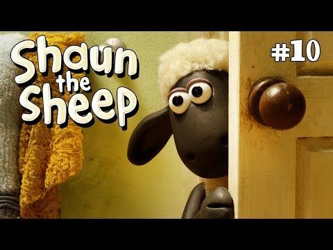 Laba-laba - Shaun the Sheep [The Spider] (видео)